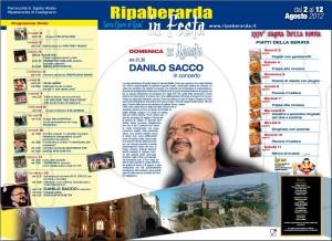 Programma Ripaberarda in Festa 2012