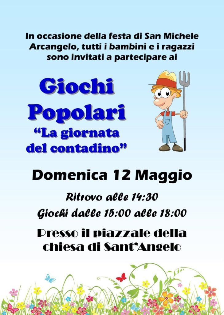 Ripaberarda Festa di San Michele Arcangelo 2019 - Giochi popolari