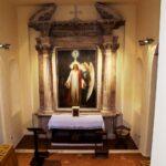 Altare cripta chiesa Santa Maria