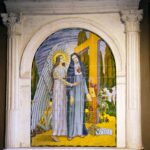 Maioliche cripta chiesa Santa Maria