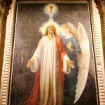 Dipinto cripta chiesa Santa Maria
