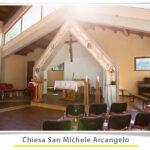 Foto interno della chiesa San Michele Arcangelo