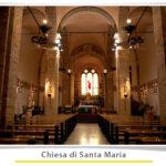 Foto interno chiesa Santa Maria Ripaberarda