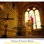 Altare chiesa Santa Maria Ripaberarda