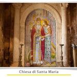 Maioliche chiesa Santa Maria