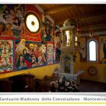 foto interno della chiesa di montemisio